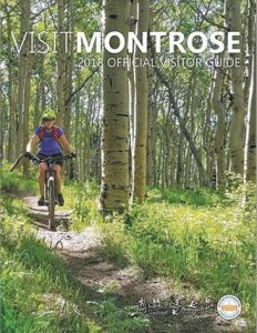 Visit Montrose Visitors Guide Cover