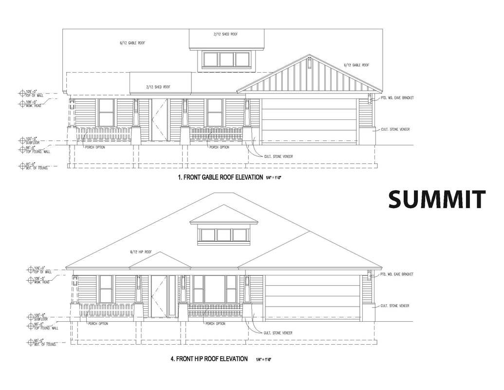 Summit Homes - The Estate at Stone Ridge